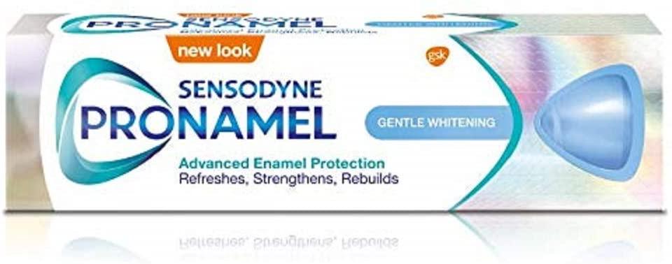 Sensodyne Pronamel Gentle Whitening Toothpaste, 75 ml - £1.98 (+£4.49 non prime) at Amazon