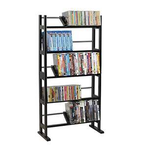 Atlantic Element Media Storage Rack - Holds up to 230 CDs or 150 DVDs/Blu-rays - £36.41 delivered @ Amazon (sold & dispatched by Amazon US)
