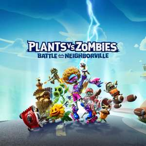 Plants vs. Zombies battle for Neighborville £8.74 at Playstation Store