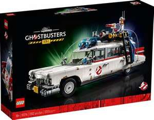 LEGO Creator Expert 10274 Ghostbusters Ecto-1 - £138.58 delivered (UK Mainland) @ Amazon Germany