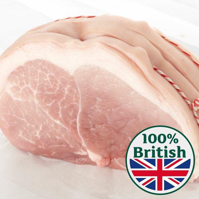 Morrisons British Pork Leg Joint - £2.50 per kg @ Morrisons