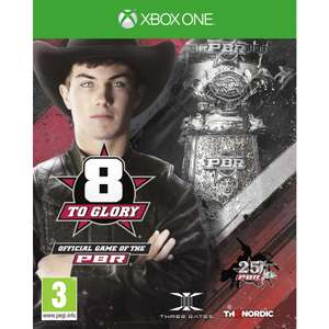 8 To Glory - Bull Riding (Xbox One) £2.95 delivered at The Game Collection