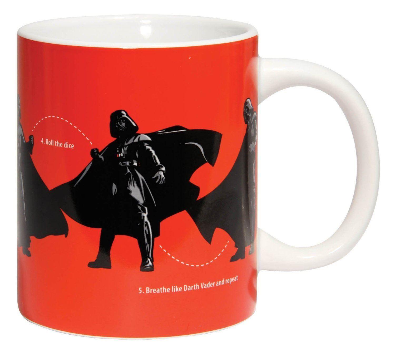 Star Wars Darth Vader Dance Instructions Mug - £2.99 Delivered @ Go2games