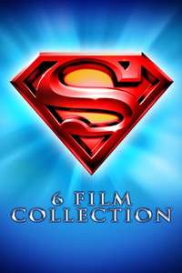 Superman 6 Movie Collection - Itunes - £19.99