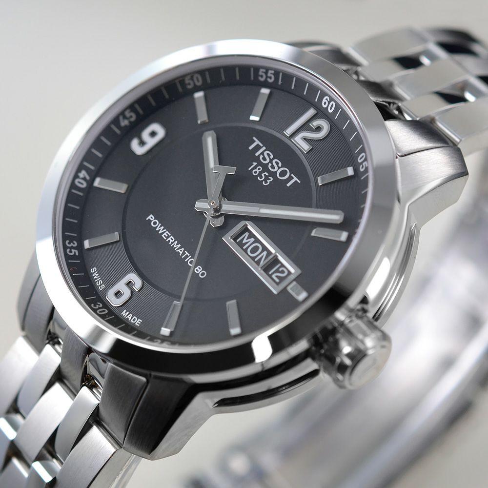TissotPRC 200 Powermatic 80 Automatic watch - £500 @ AMJ Watches
