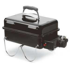 Weber Go-Anywhere Gas (1141056) Gas Barbecue £149.99 Delivered @ Longacres