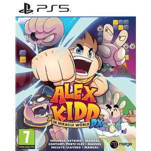 Alex Kidd In Miracle World DX [PS5 / Xbox One / Series X] Pre-Order £21.85 delivered @ Base