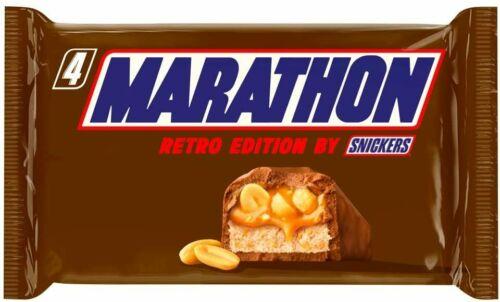 Marathon Bar (Snickers) x4 pack only 1p Northampton Morrison's
