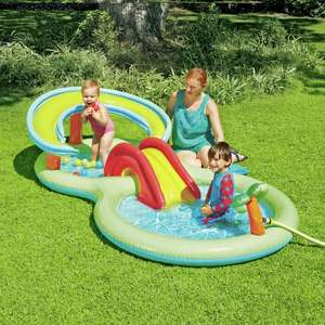 Chad Valley 8.5ft Activity Play Centre Paddling Pool - 109L £25 click & collect @ Argos