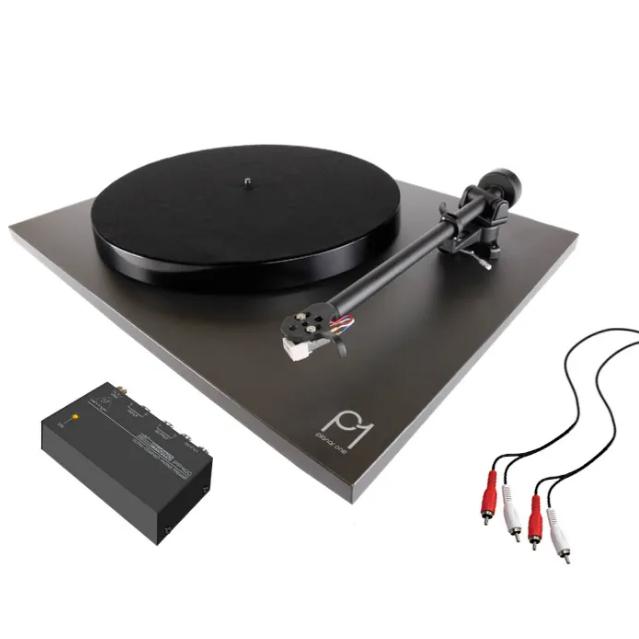 Rega Planar 1 including Behringer PP400 Phono Pre-Amp Turntable bundle £299 at Smart home sounds