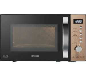 KENWOOD K20MCU20 Solo Microwave - Black & Copper £64.99 at Currys PC World