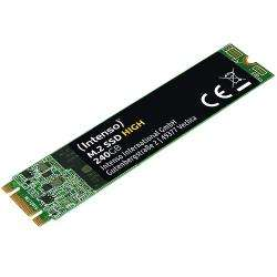 240GB Intenso M.2 SSD SATA III High Performance 520/480MB/s R/W - £21.98 Delivered @ Aria PC
