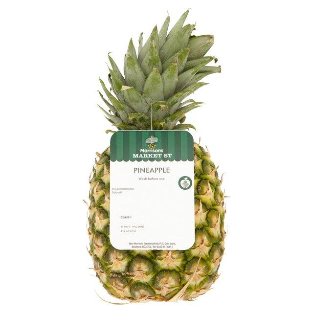 Morrisons Pineapple 59p Instore Morrisons