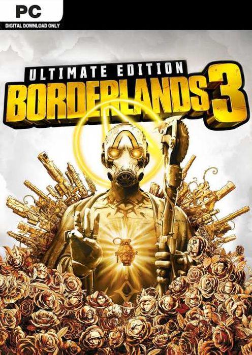 Borderlands 3 Ultimate Edition PC (Steam) (EU) £32.99 @ Cdkeys.com