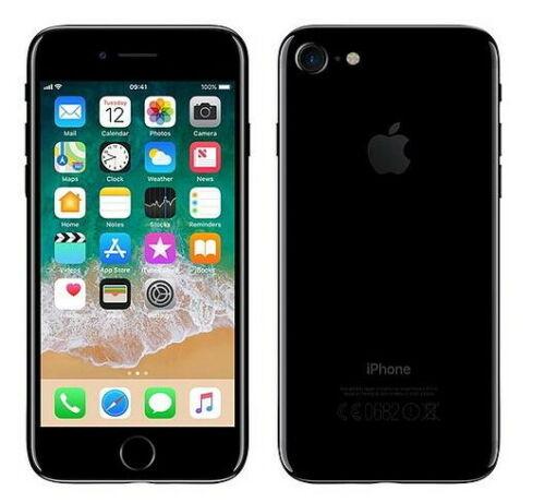 Refurbished IPHONE 7 128gb, jet black, unlocked - Grade D £170.32 @ cheapest_electrical eBay