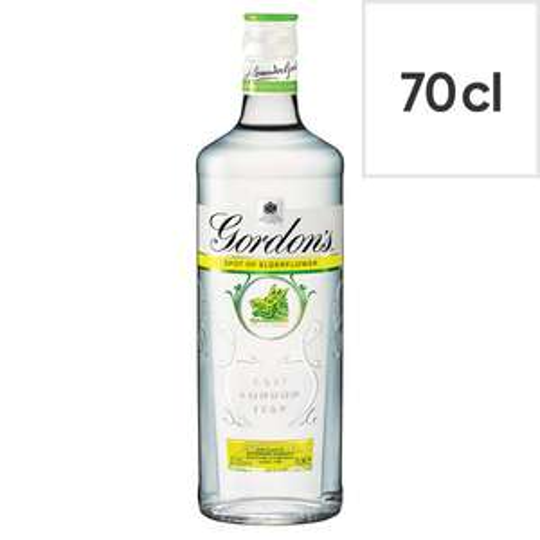 Gordons Elderflower Gin 70cl - £12 @ ASDA (Portsmouth)