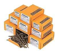 Tradepoint - TurboGold Screws trade case, Pack of 1400 screws - 2 packs for £40 C&C only