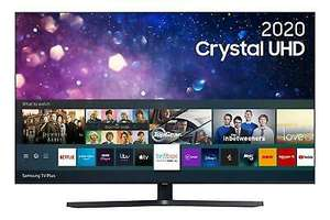 "Samsung 65"" UE65TU8500 Dynamic Crystal Colour HDR Smart 4K TV with Tizen OS £695 at box-deals ebay"