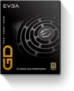 EVGA 500 GD 500W 80+ Gold PSU / Power Supply Unit - £53.99 delivered at Scan
