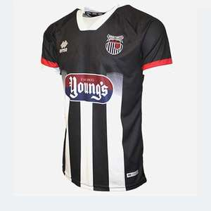 Trade in a 'Big 6' team football shirt, get a Grimsby Town 20/21 shirt free @ Grimsby Town FC