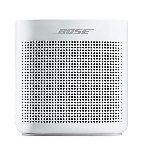 Bose SoundLink Color II Bluetooth Speaker, White - £59.38 Delivered (Mainland UK) @ Amazon Spain