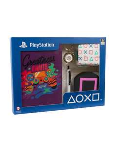 3 for £18 @ Just Geek (£2.99 P&P) i.e. Official Playstation Gift Set + Guardians of the Galaxy Kids Robe + Select T-Shirt for £18