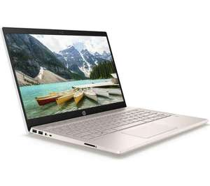 Refurbished A HP Pavilion 14 Inch FHD IPS i5-1035G1 8GB 512SSD Laptop, £380.86 with code (UK Mainland) at currys_clearance / ebay