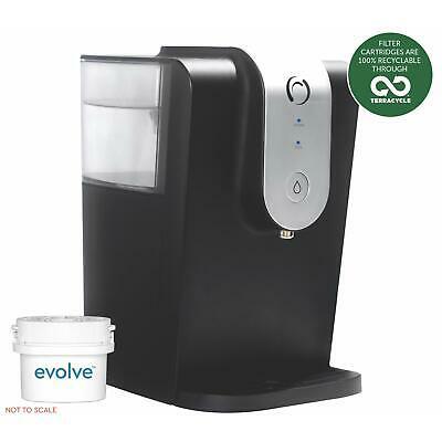 Aqua Optima lumi Chiller with 1x 30 Day Evolve Water Filter Cooler 8.2 L - Black £82.76 @ ebay / ozaroo