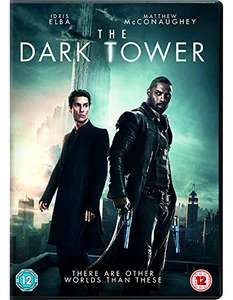 The Dark Tower [DVD] [2017] Usually dispatched within 1 to 3 weeks £1.32 + £2.99 NP @ Amazon