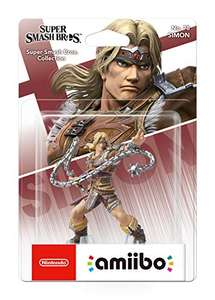 Amiibo Simon Belmont (Nintendo Switch) £6.25 + £4.49 NP (UK Mainland) Sold by Amazon EU @ Amazon