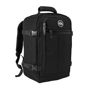 Cabin Max Metz 20L Ryanair Cabin Bag 40x20x25 Hand Luggage Backpack £14.95 (+£4.49 Non Prime) Sold by Creative 7 UK & Fulfilled by Amazon.