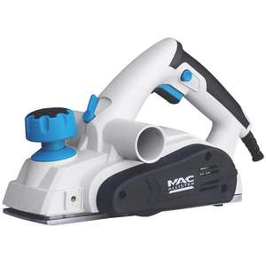 Mac Allister MSHP900 3mm Electric Planer 230-240V - £34.99 (free click and collect) @ Screwfix