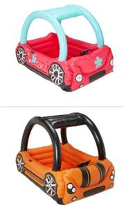 Early Learning Centre Racer Car Pool Now £19.99 Pink or Orange Free click & collect or £3.99 delivery @ The Entertainer
