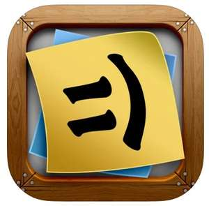 Stickyboard 2. Like real notes only better. Temporarily free for iPad on AppStore.