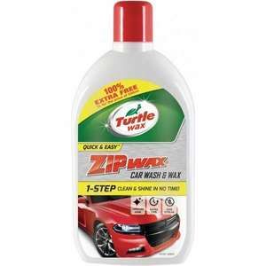 Turtle wax zip wax shampoo 1L £1.39 - Click & Collect at Selected Stores @ Euro Car Parts