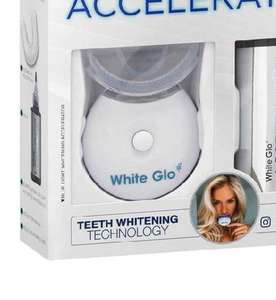 White Glo White Accelerator Blue Light Kit £10 Tuesday deal @ Boots - £1.50 click & collect / £3.50 delivery