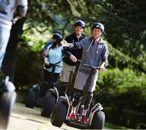 Segway thrill experience for two - £15.99 @ Groupon