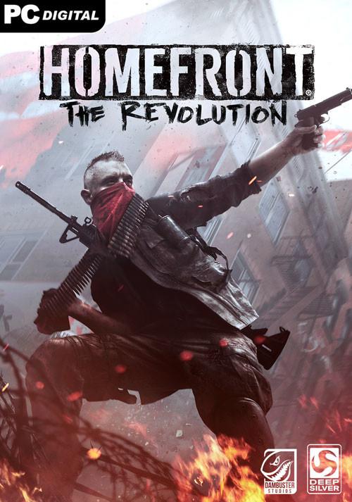 Homefront: The Revolution PC (Steam) £2.99 at Gamesplanet