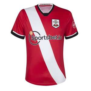 Southampton FC 20/21 Youth Replica Football Shirt £7.50 + £5 P&P (Adults from £9.99) at Southampton Football Club