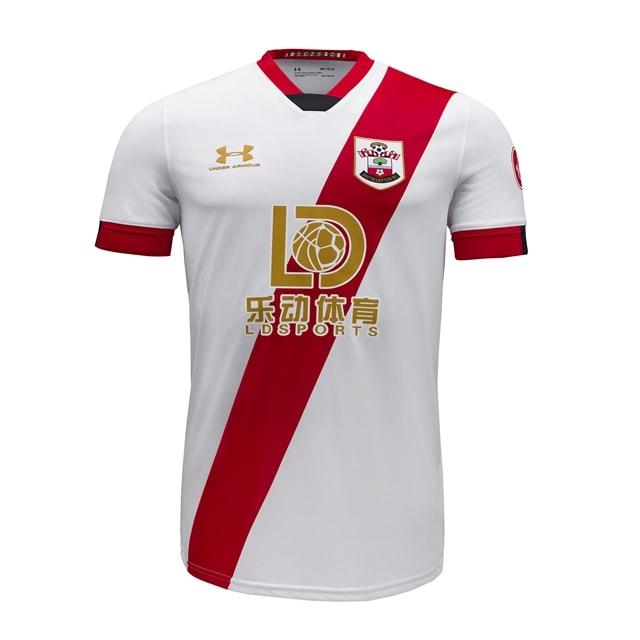 Southampton FC 20/21 Adult Replica Football Shirt £9.99 + £5 delivery at Southampton Football Club