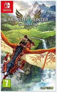 Monster Hunter Stories 2 - Wings of Ruin (Nintendo Switch) £42.85 Delivered (Preorder) @ Shopto