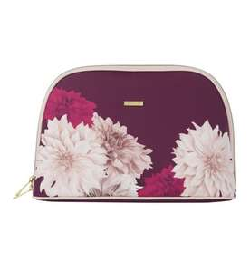 Ted Baker Beauty Wash Bag - £10 (£1.50 C&C or £3.50 Delivery) @ Boots