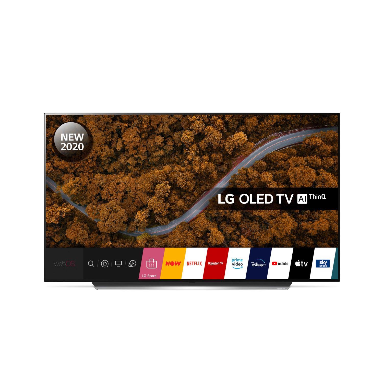 "LG CX Series OLED55CX5LB 55"" 4K Smart UHD OLED TV £1,045 @ Sevenoaks Sounds and Vision"