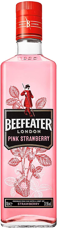 Beefeater Pink Strawberry Gin £14 Prime / £18.49 Non Prime @ Amazon