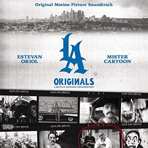 L.A. Originals - Vinyl (2LP, Various Rap Artists) Prime £8.12, Non-Prime + £2.99 @ Amazon UK