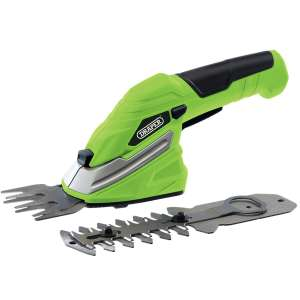 Draper 3.6V Cordless Hand Grass & Hedge Shear Kit for £20.19 click & collect (+£4.95 postage) @ Robert Dyas