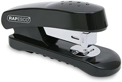 Rapesco 1090 Stapler - Snapper, 20-sheet capacity (Black) - £1.77 prime / +£4.49 non prime @ Amazon