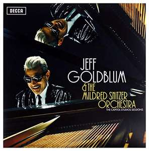 Jeff Goldblum & The Mildred Snitzer Orchestra - The Capitol Studios Sessions (Vinyl) Double / 45rpm £14.89 Amazon Prime (£2.99 Non Prime)