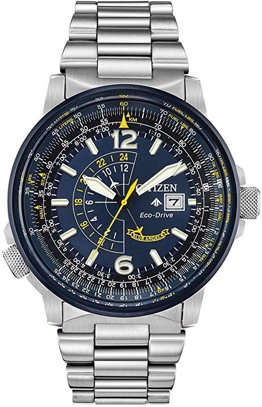 Citizen Men's Eco-Drive Promaster Nighthawk 'Blue Angels' Watch BJ7006-56L £149 @ Amazon