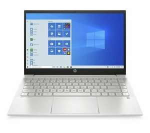 """HP Pavilion 14"""" Laptop - IPS, 11th Gen i5 1135G7, 512 GB SSD, Silver - REFURBISHED £469.20 with code UK Mainland @ Currys_clearance (ebay)"""